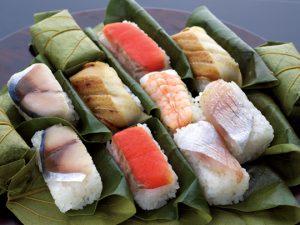 お寿司 ヒノヒカリ